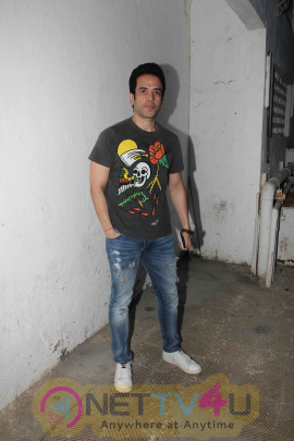 Photos Of Bollywood Celebrities Attend Satish Kaushik Play Mr & Mrs Murarilal Hindi Gallery