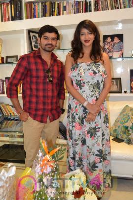 Pichiga Nachav Look Launch By Lakshmi Manchu Stills Telugu Gallery