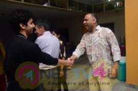 Pink Movie Premiere At Hyderabada Photos Telugu Gallery