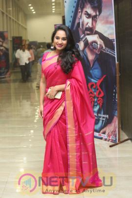Pooja Ramachandran Cute Photos At Siddhartha Telugu Movie Audio Launch Telugu Gallery