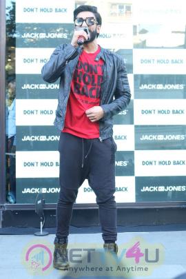 Preview Of Ranveer Singh & Jack & Jones Association Don't Hold Back Stills Hindi Gallery