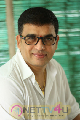 Producer Dil Raju Interview Delightful Photos