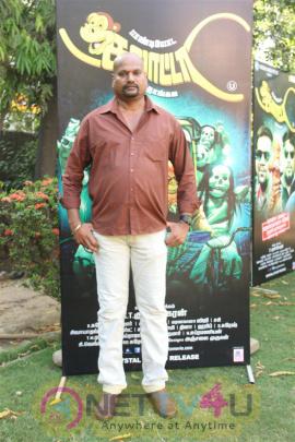 Pandiyoda Galatta Thangalaa Movie Audio Launch Dazzling Photos