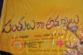 Panthulu Gaari Ammayi Movie Audio Launch Photos