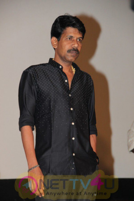 Photos Of Bala Press Meet Regarding Kutra Parambarai