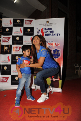 Photos Of Bollywood Celebrity Charity T20 Cricket Match Hindi Gallery