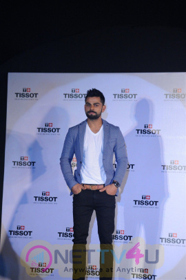 Photos Of Cricketer Virat Kohli Announced TISSOT Luxury Watches Brand Ambassador Hindi Gallery