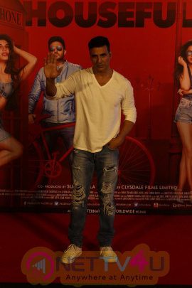 Photos Of Housefull 3 Song Taang Uthake Launch By Akshay Kumar & Abhishek Bachchan Hindi Gallery