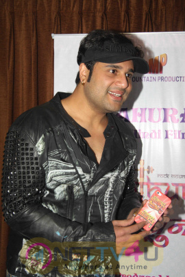 Photos Of Krishna Abhishek Attends The Song Recording Of Film Jhunjhunaa Hindi Gallery