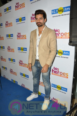 Photos Of Launch Of Big Fm Brand New Show Big Heroes With Manoj Bajpai Jimmy Shergill & Divya Dutta Hindi Gallery