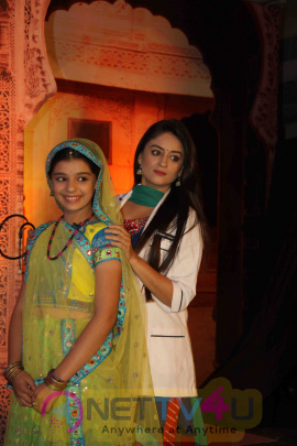 Photos Of Press Conference Of Colors TV Channel Serial Balika Vadhu