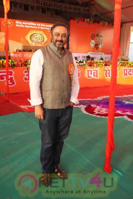 Inauguration Of Hindu Spiritual And Services Fair Stills