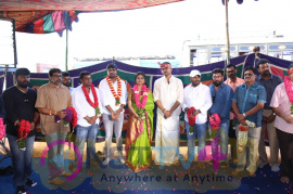 Photos Of Vijay Starrer Commander 60 Shooting Of The Film Began By Airing Today Tamil Gallery