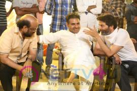 Power Star Pawan Kalyan A Aa Sets Stills Telugu Gallery