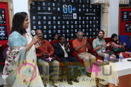 Press Release And Photos Of World Earth Hour 2016 Celebrated By Sathyabama University Tamil Gallery