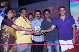Puli Telugu Movie Audio Launch Photos