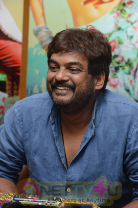 Puri Jagannadh Interview Stills About Loafer