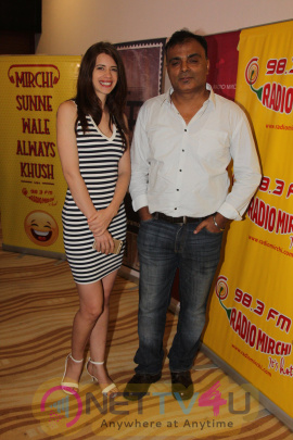 Imran Khan & Kalki Koechlin At Special Screening Of Film The Virgins Photos