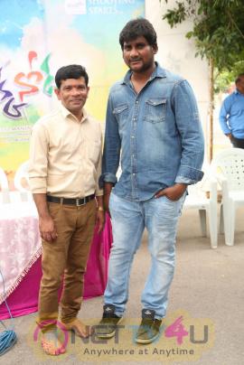 Ramasakkanodu Telugu Movie Opening Photos