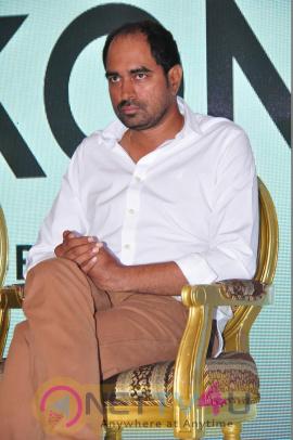 Ramoji Rao Launched Media Konnect Event Stills
