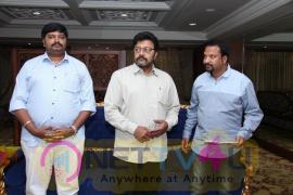 Ramoji Rao Launches Manalo Okadu Teaser Stills