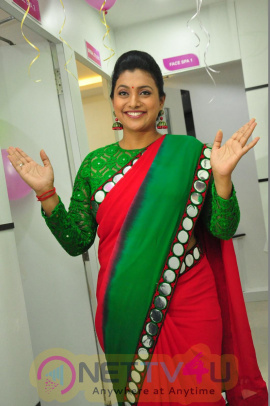 Roja Inagurated By Greentrends Exclusive Photos