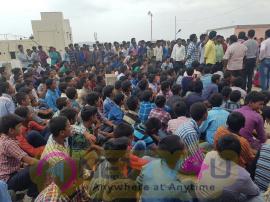 Rojulu Marayi Team At Siddhartha College Tuni Excellent Photos Telugu Gallery