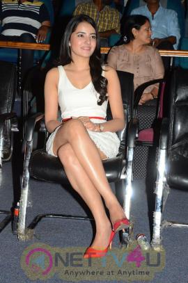 Ruksaar Mir In Show Time Press Meet Exclusive Photos