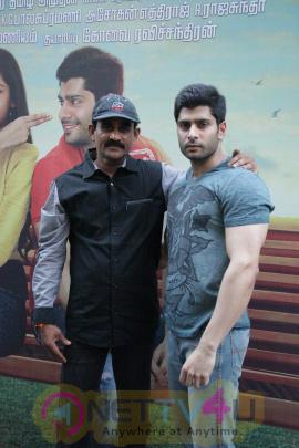 Rajavin Paarvai Raniyin Pakkam Movie Press Meet Latest Stills Tamil Gallery