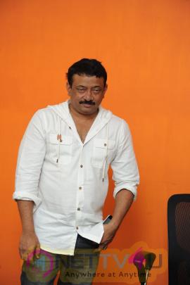 Ram Gopal Varma Interview Stills