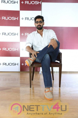rana daggubati latest stills at smart casual collections launch images