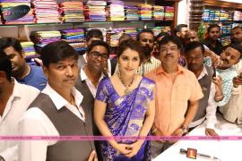 rashikanna launches kasam pullaiah cloth merchant in warangal stills