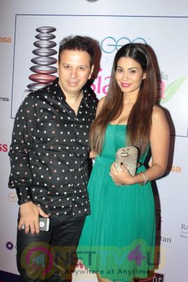 Rashmi Nigam, Gauhar Khan, Sushmita Sen, Athiya Shetty, Bipasha Basu, R Madhavan At Geospa Asiaspa Awards Stills