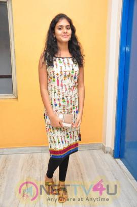 Recent Images Of Actress Sukriti At Kerintha Premier Show