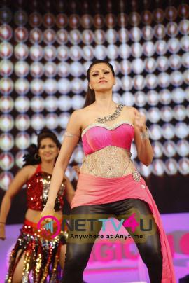 Recent Photos of Actress Hamsa Nandini At TSR TV9 National Film Awards