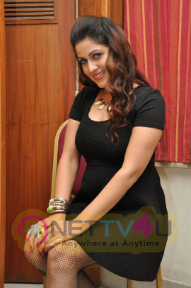 Recent Photos Of Actress Jonita At TSR TV9 National Salon Launch