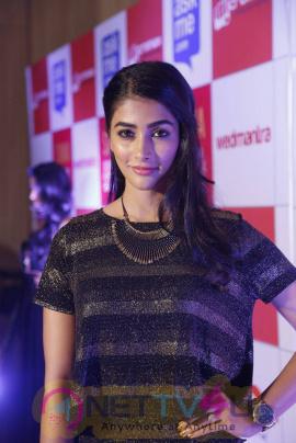 recent photos of actress pooja hegde at south indian international movie awards press meet 11