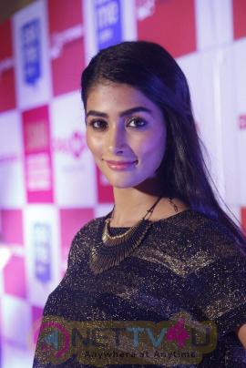 recent photos of actress pooja hegde at south indian international movie awards press meet 6