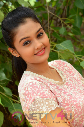 recent photos of actress pragathi at basthi movie premier show press meet