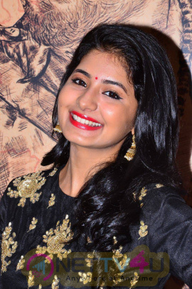 recent photos of actress reshmi menon at urumeen movie audio launch 3