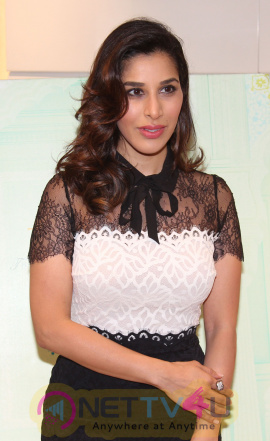 Romantic Sophie Choudry At Spirit Of The Zoya Woman Hindi Gallery