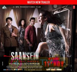 saansein hindi movie release date poster nettv4ucom