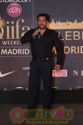 Salman Khan & Anil Kapoor At Announcement Of 17th Edition Of IIFA Award Exclusive Photos Hindi Gallery