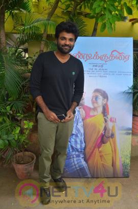 Sandikuthirai Tamil Movie Team Interview Exclusive Stills