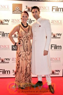Sandip Soparrkar On Red Carpet At Nice International Film Festival 2016 Photos Hindi Gallery