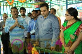 Santosh Shoban Simplyjith Productions Movie Launch Photos Telugu Gallery