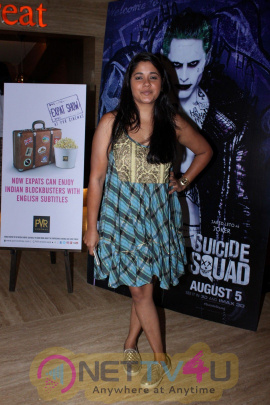 Screening Of Suicide Squad Movie Stills Hindi Gallery