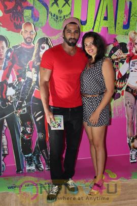 Screening Of Suicide Squad Movie Stills Hindi Gallery