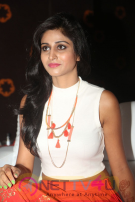 Shamili Hot Sizzling Stills At Saptagiri Express Movie Audio Launch Photos