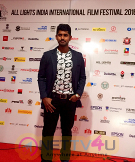 Sigai Team At All Lights India International Film Festival 2016 Stills Tamil Gallery